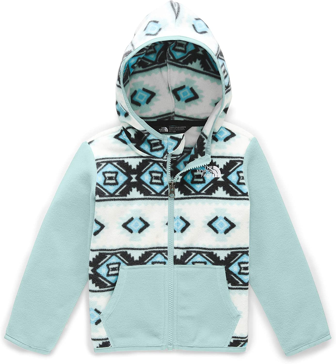 THE NORTH FACE Toddlers Glacier Full Zip Hoodie