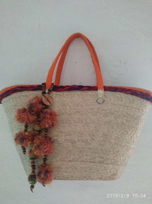 Amazon.com: Bolsa de palma.: Handmade