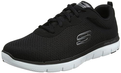 diferente Parpadeo champú  Buy Skechers Men's Flex Advantage 2.0 Sneakers at Amazon.in