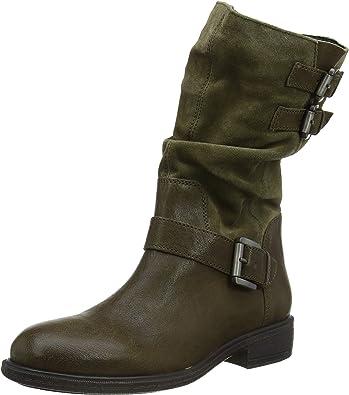 TALLA 38 EU. Geox D Catria A, Mid Calf Boot Mujer