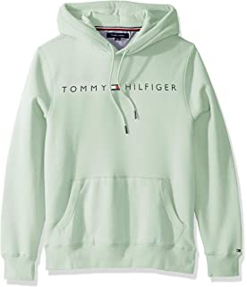 Tommy Hilfiger Men Classic Fit Pullover Lightweight Sleepwear Hoodie Sweatshirt