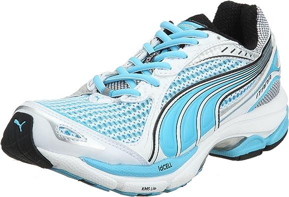 Puma 184725 02 Complete itana W, – Zapatillas de Running para Mujer, Color Turquesa, Talla 42.5 EU: Amazon.es: Zapatos y complementos