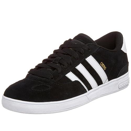 buy popular ef64c bc4e5 Adidas Originals Mens Ciero Low Sneaker,BlackRun WhiteMetallic Gold,9.5