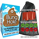 Bung Hole Toss - Cornhole for The Beach, Beach Game for Kids, Adults, Family, Outdoor Game, Backyard Game, Lake Game…