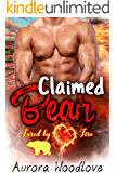 Claimed Bear: A BBW Bear-Shifter Romance (Lured by Fire Book 1)