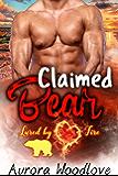 Claimed Bear: A BBW Bear-Shifter Romance (Lured by Fire)