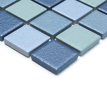 Rutschhemmend R10 Bodenfliesen Mosaik Keramikmosaik Fur Bader