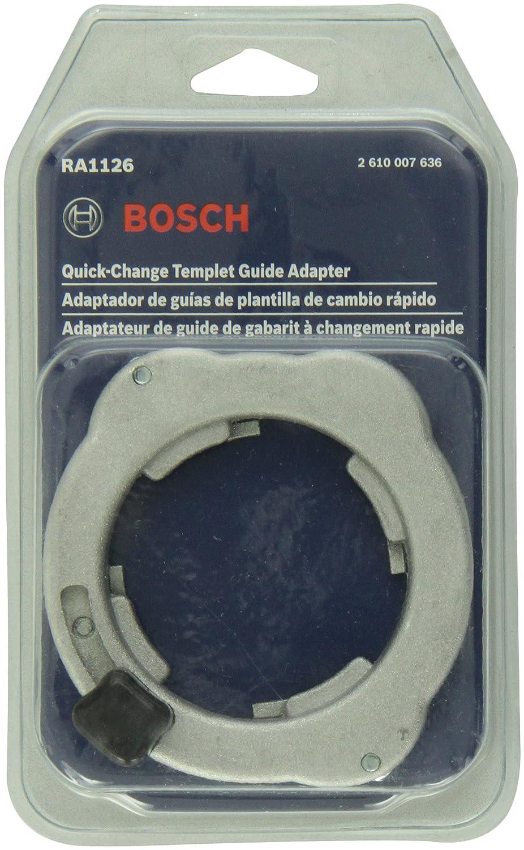 Bosch ra1126 Quick Change Vorlage Guide Adapter: Amazon.de: Baumarkt