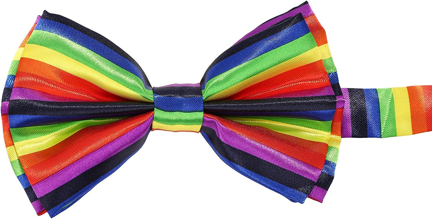 Xiacai Compass Clipart Suspender/&Bow Tie Set Adjustable Clip-On Y-Suspender Boys