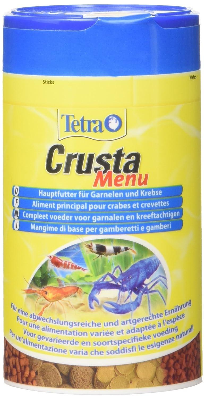 Tetra Crusta & Crab (Hauptfutter für Garnelen, Krebse und Landkrabben), verschiedene Darreichungsformen 100 ml Dose 187160