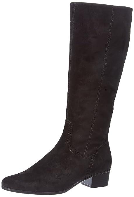 Gabor Shoes Gabor Fashion, Botas para Mujer, Marrón (12 Whisky), 43 EU