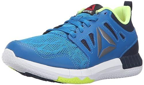 Reebok Zprint 3D-K Track Shoe Instinct Blue Collegiate Navy 4.5 M US Big 8679d576a