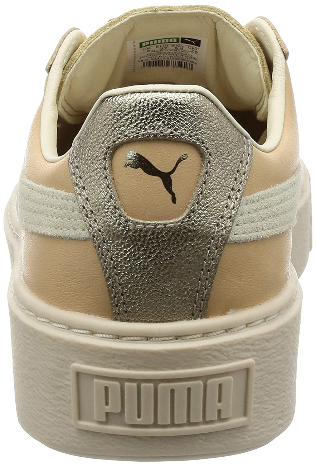 Puma Platform Up Damen Damen Up Sneaker Neutral Natural|nude 63ee29