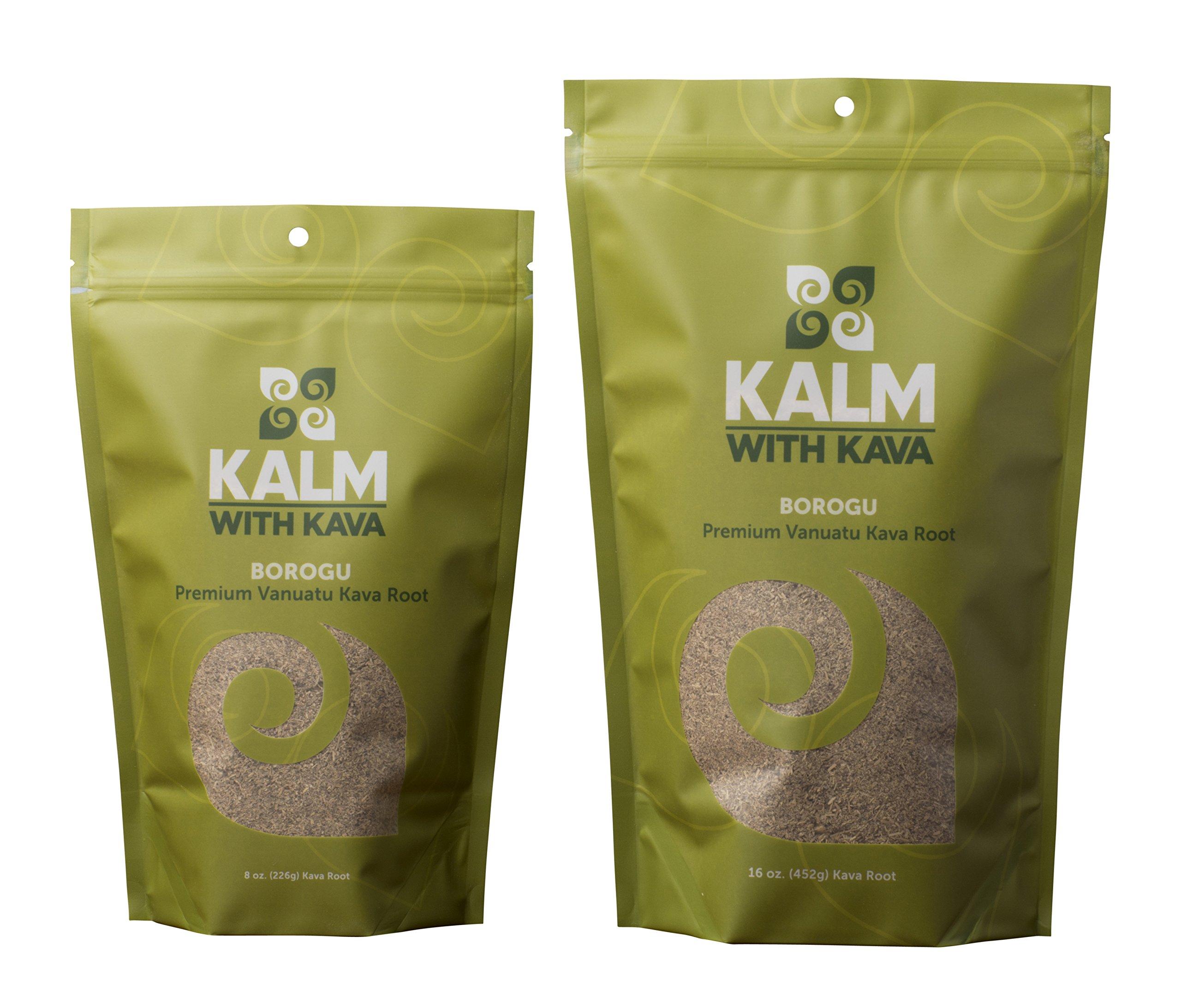Kava Root - Farm Fresh Borogu Kava Root (1/2 LB)
