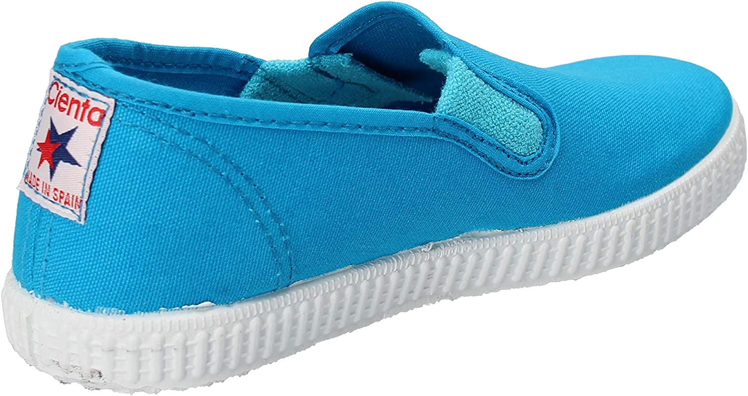 Cienta Loafers-Shoes Baby-Boys Turquoise