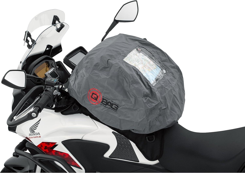 Qbag Motorcycle Tank Bag Magnetic Tank Bag Motorcycle Tank Bag 07 Magnet With Strap Option 22 35 Litres Storage Space Unisex Tourer Summer Nylon Auto
