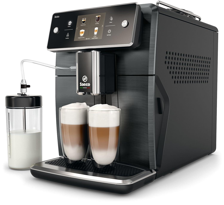 Saeco Xelsis SM7684/00 - Cafetera (Independiente, Máquina espresso ...