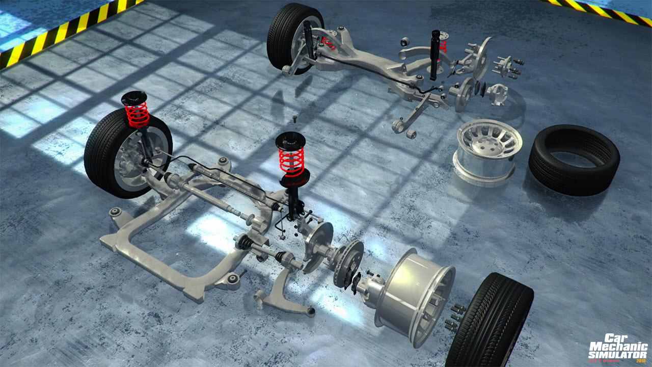 car mechanic simulator 2018 torrent download