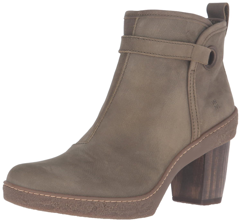 El Naturalista Women's Nf71 Lichen Ankle Bootie B01BHL68MY 38 M EU / 8 B(M) US|Khaki