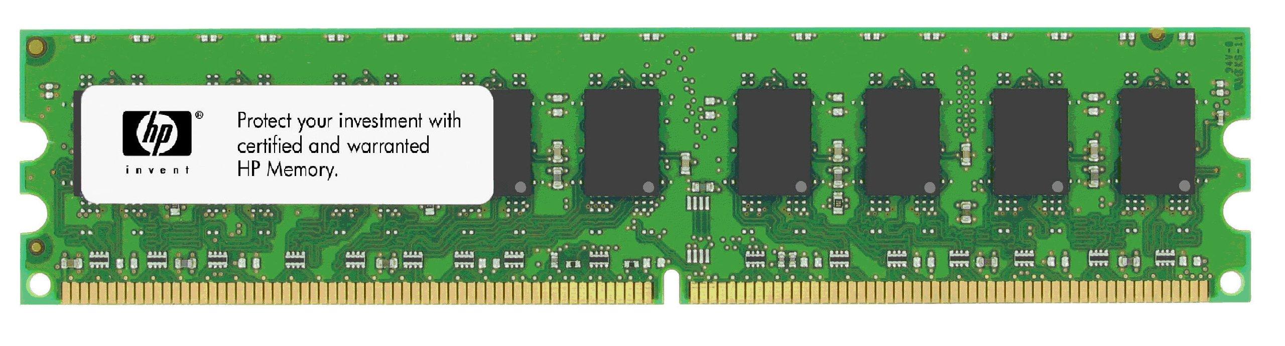 HP 4GB 1Rx4 PC3-12800R-11 Kit 1X4GB SR X4 DDR3 PC3-12800R 1600MHZ 4 GB Internal Memory 647895-B21