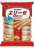 ブルボン エリーゼ北海道ミルク 18本×12袋