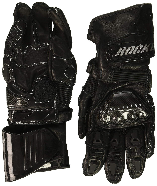 Black//Orange, Large 1636-2504 Joe Rocket Mens GPX Motorcycle Gloves