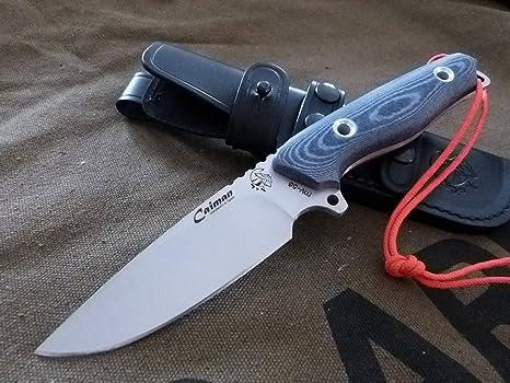 Amazon.com: JV CDA cuchillo Modelo Caiman – Edición Especial ...