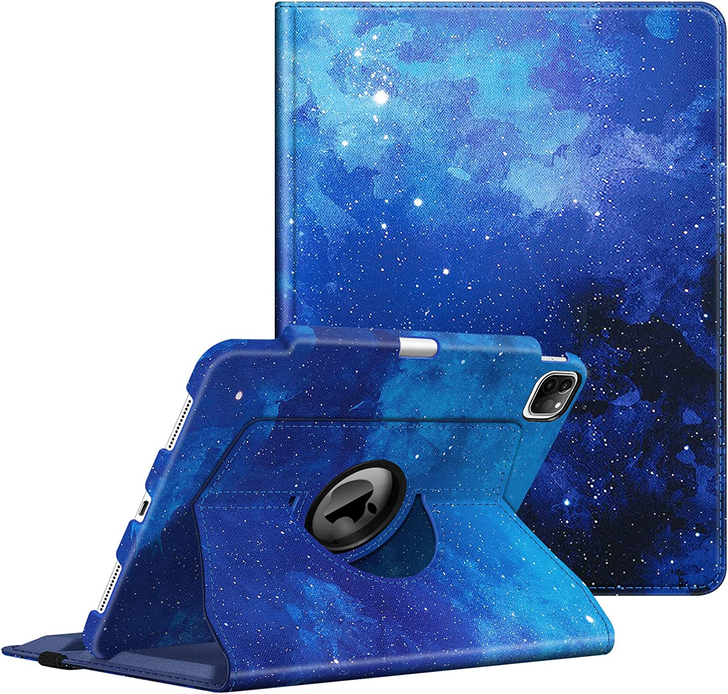 Fintie Case with Built-in Pencil Holder for iPad Pro 11