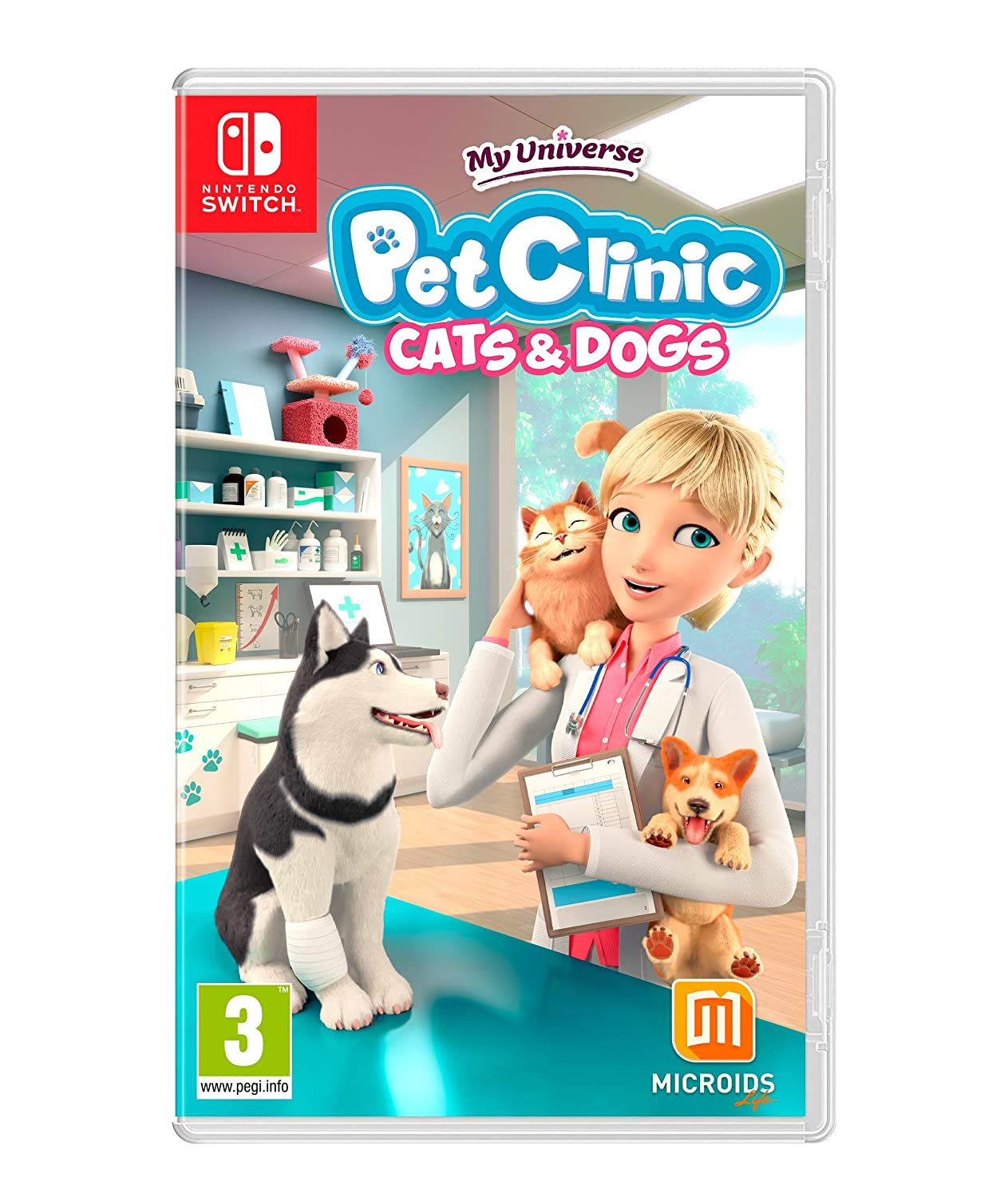 My Universe: Pet Clinic (Nintendo Switch)