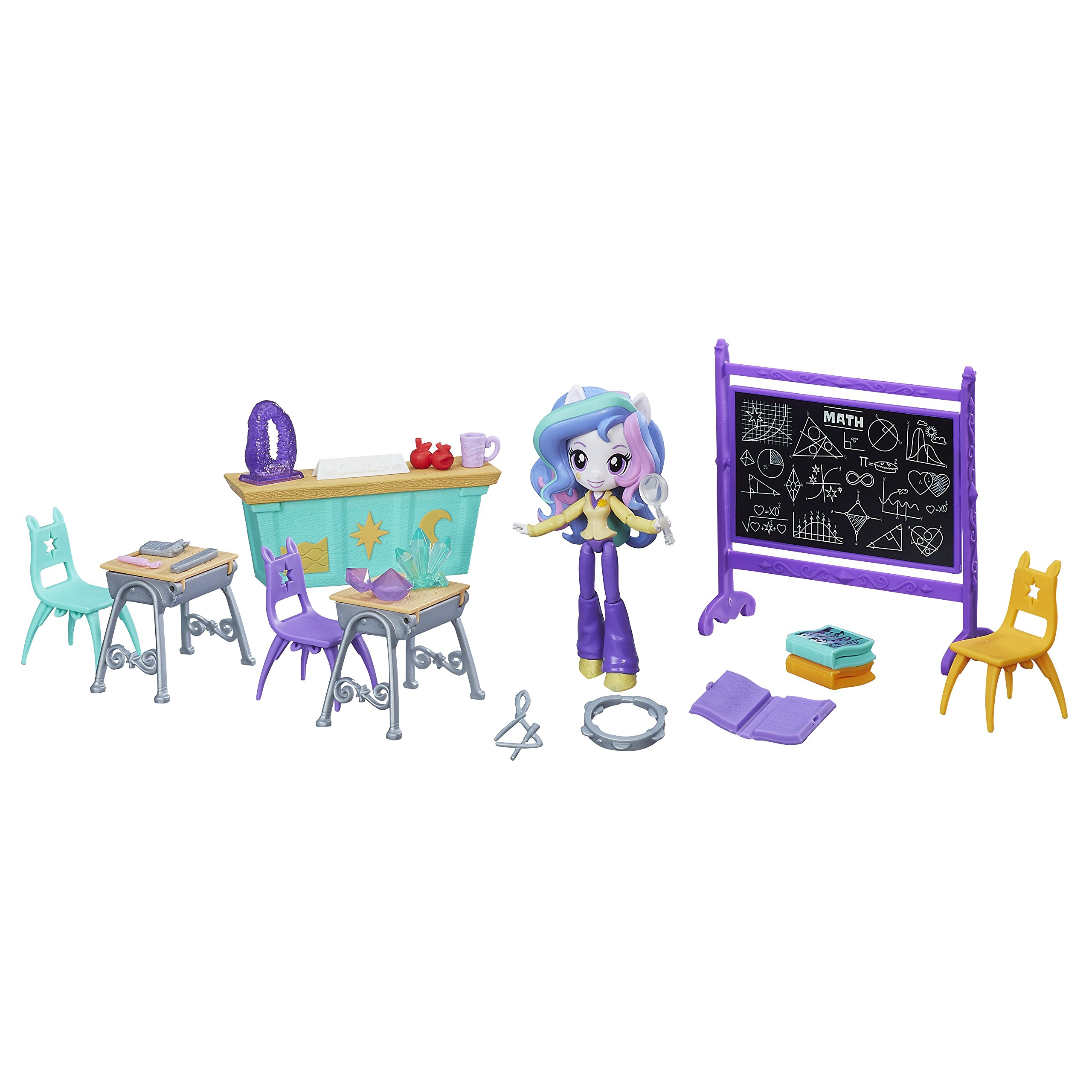 My Little Pony - B9494 - Minis - Ecole - 10 cm product image
