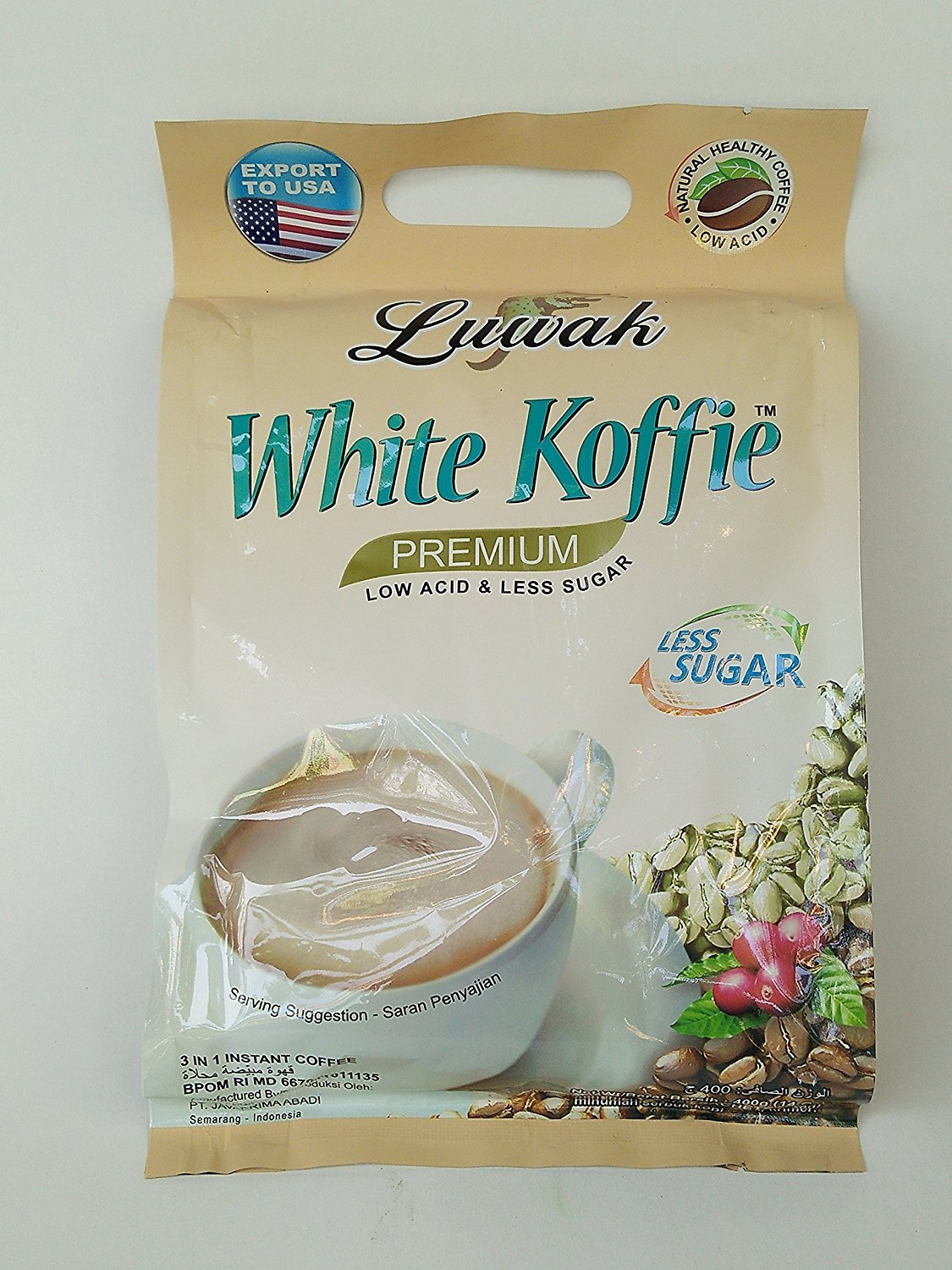 white coffee indonesia
