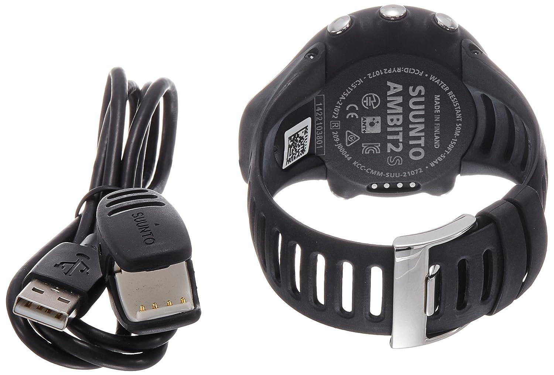 Suunto Ambit2 S Graphite Amazon Watches
