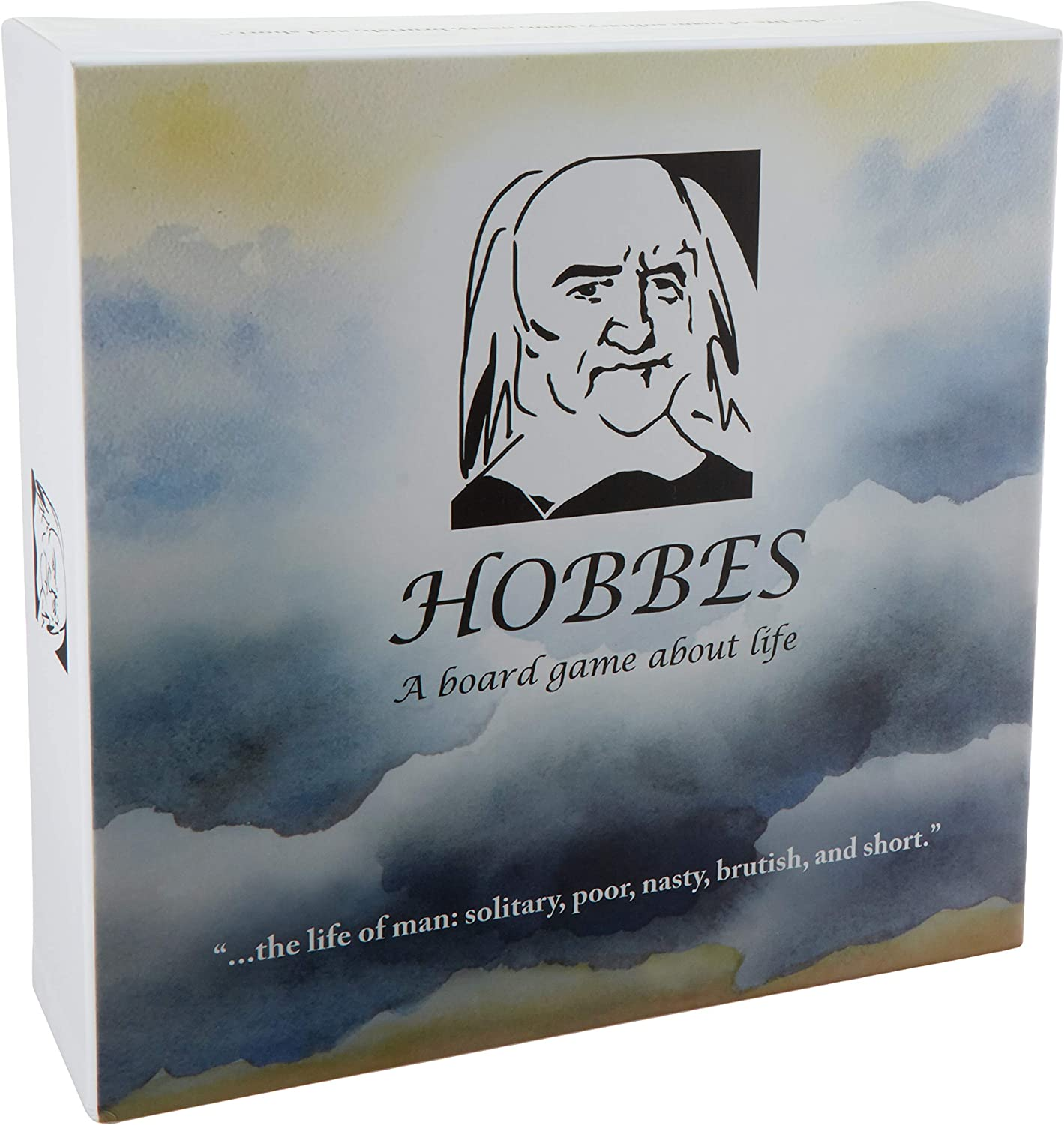 Hobbes - A Board Game About Life [Adult Party Game]