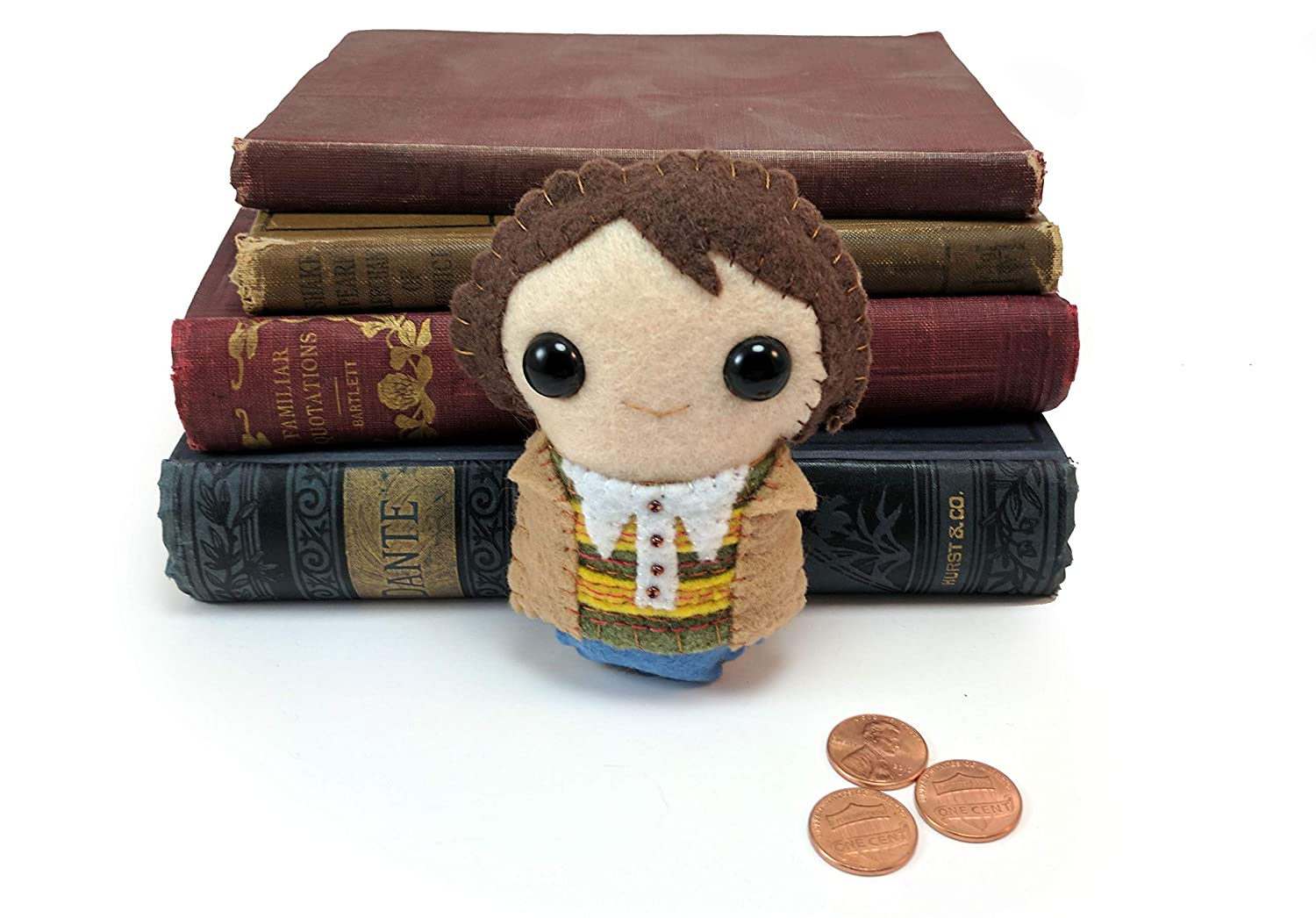 made to order Stranger Things plushies set