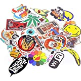 Amazon Price History for:Xpassion Car Stickers Decals Pack 100 Pieces Bumper Stickers