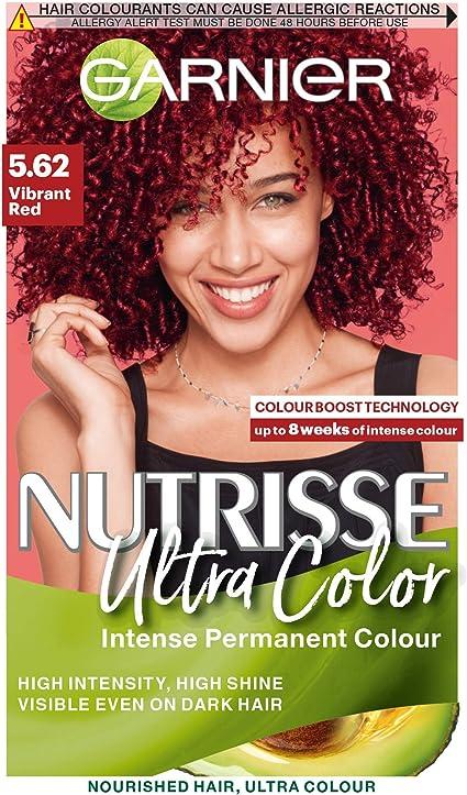 Garnier Nutrisse 5.62 - Tinte para el cabello permanente ...