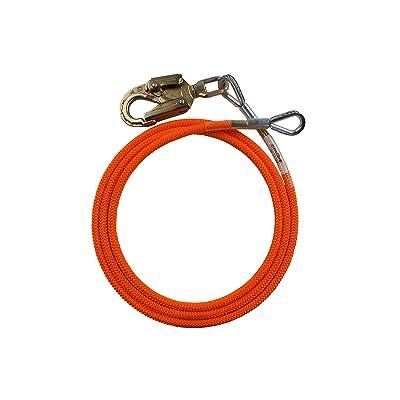 ProClimb Wire Core Flip Line - 1/2 inch x 8 feet