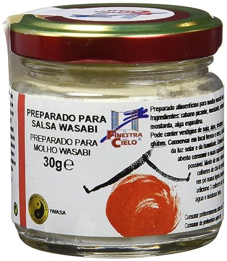 La Finestra Sul Cielo Salsa Wasabi - 30 gr