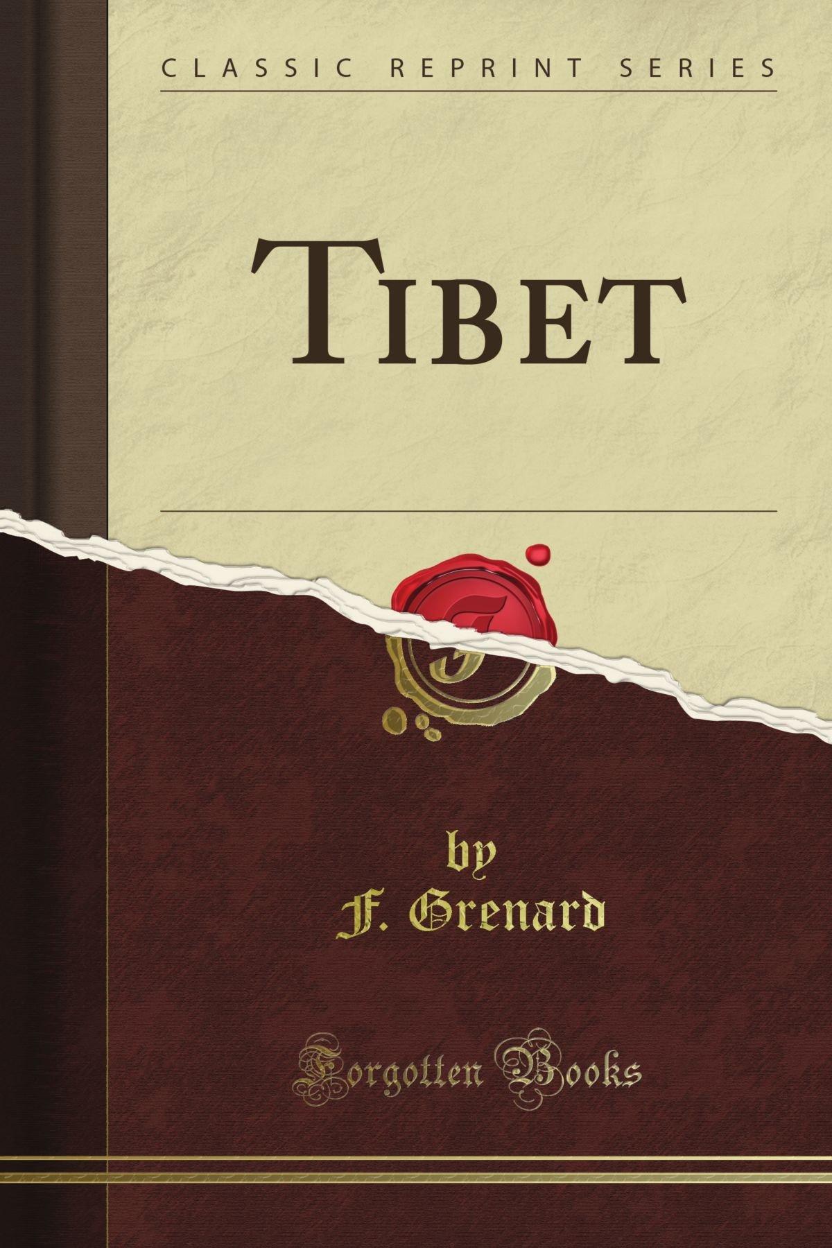 Tibet (Classic Reprint) pdf epub