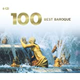100 Best Baroque (Coffret 6 CD)
