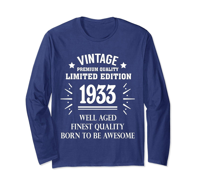 85th birthday 85th birthday gift 85th birthday gifts for men 85th birthday gift for women gift 85th birthday tshirt 1933 legend 1933