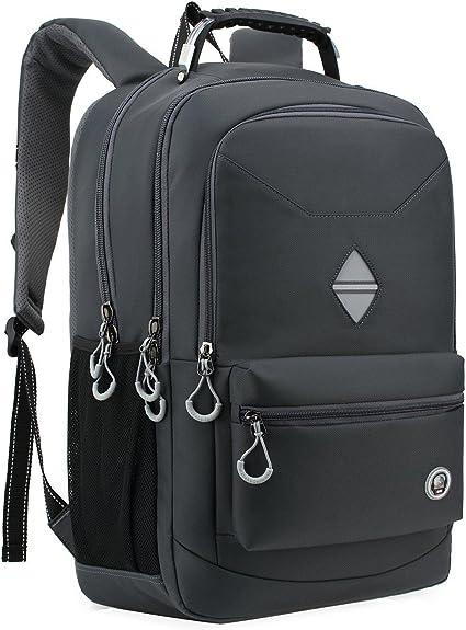 beibao shop Backpack USB Mode Ordinateur Sac /à Dos 18 Pouces Ordinateur Compartiment l/éger Imperm/éable Anti-vol Homme Femme Loisirs Affaires Ordinateur Sac /à Dos