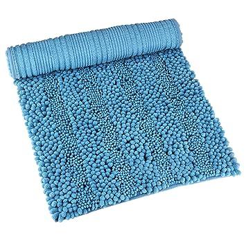 Wimaha Bath Rugs For Bathroom Large Non Slip Bath Mats For Tub Absorbent  Microfiber Shaggy