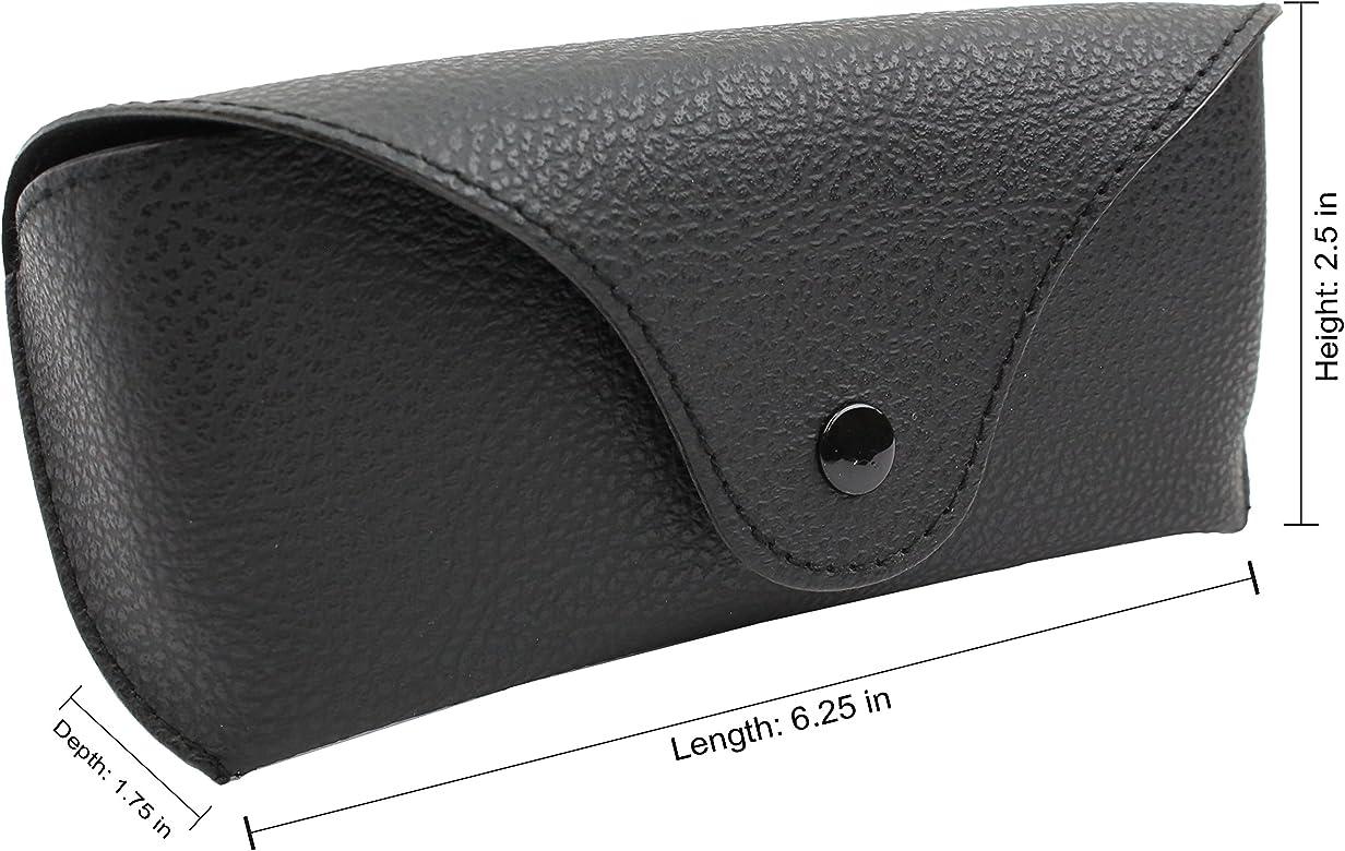 eye-max gafas de sol caso, apto para, diseño de aviador, Wayfarer, Clubmaster Gafas De Sol, W/libre accesorios: Amazon.es: Zapatos y complementos
