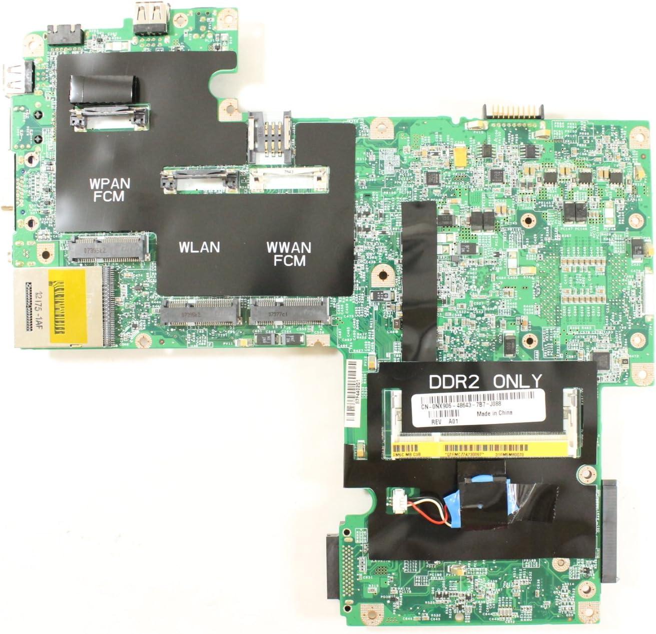 Dell Motherboard Intel 8MB NX906 Vostro 1500
