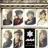 Miss you / ほほえみの咲く場所  (SINGLE+DVD)