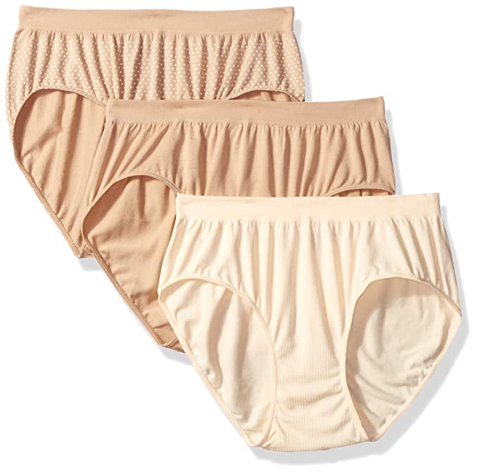 3269760292d Bali Women s 3-Pack Comfort Revolution Hipster  Amazon.ca  Clothing ...