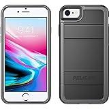 iPhone 7 手机壳 Pelican Protector iphone 6/ 6S / 7保护套 Black/Light Gray
