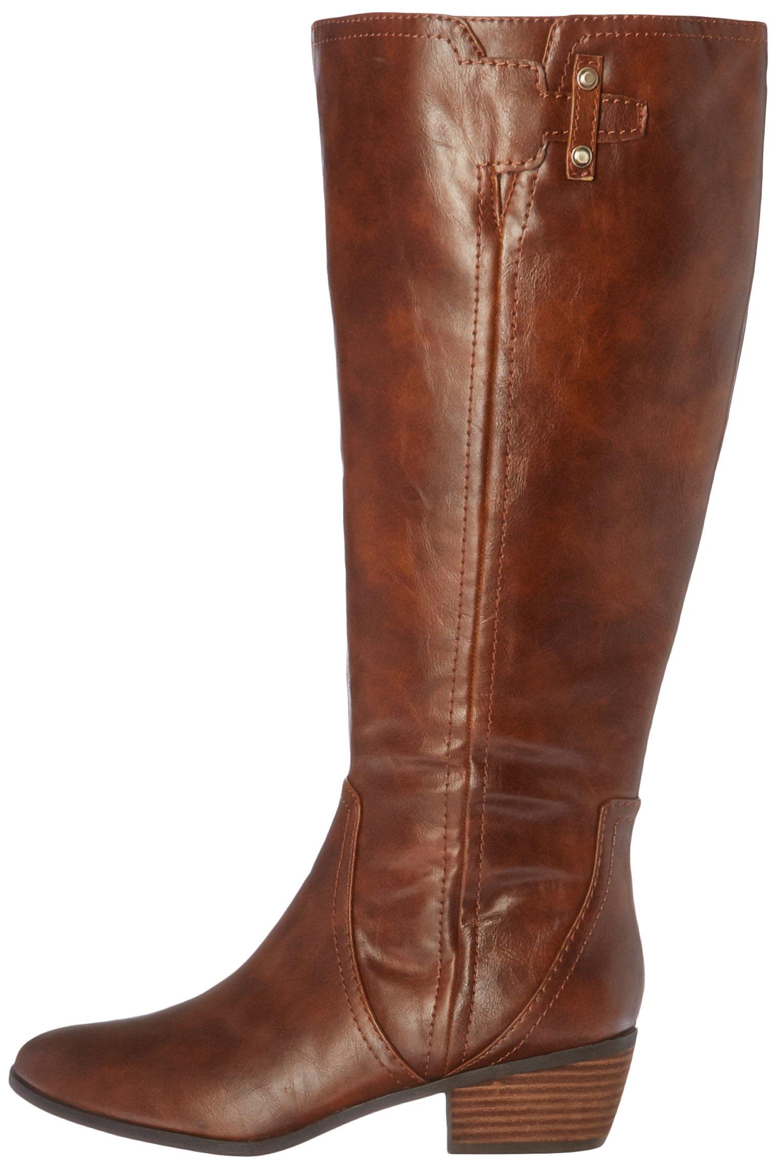 Dr. Scholl's Women's Brilliance Wide Calf Riding Boot