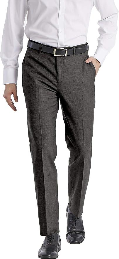 Calvin Klein 卡尔文克莱因 CK 修身款 男式西裤 断码2折$19 海淘转运到手约¥180